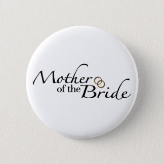 Mother Of The Bride 2 6 Cm Round Badge