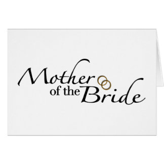 Mother Of The Bride 2 Card