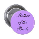 Mother of The Bride Badge