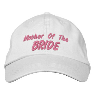 Mother of the Bride Baseball Cap