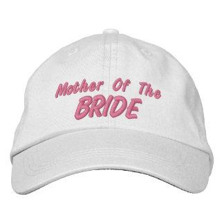 Mother of the Bride Baseball Cap