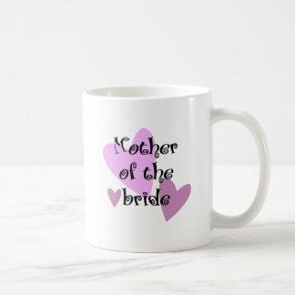 Mother of the Bride Basic White Mug