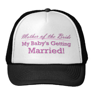 Mother of the Bride Cap