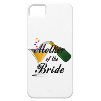 Mother Of The Bride Champagne Toast iPhone 5 Cover