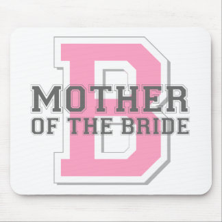 Mother of the Bride Cheer Mouse Mat