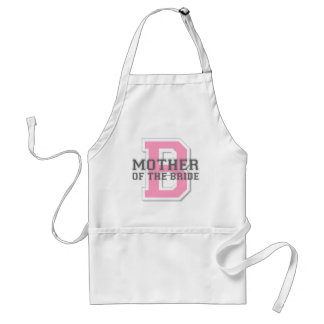 Mother of the Bride Cheer Standard Apron