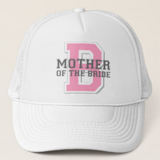 Mother of the Bride Cheer Trucker Hat