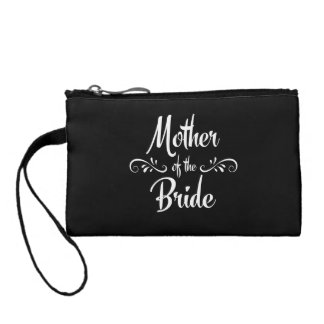 Mother of the Bride Coin Wallet
