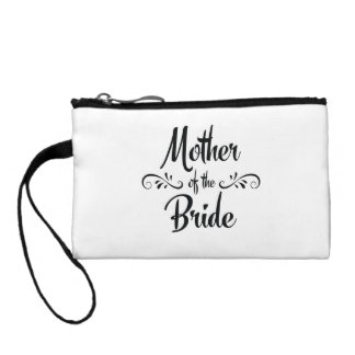 Mother of the Bride - Funny Rehearsal Dinner Coin Purse