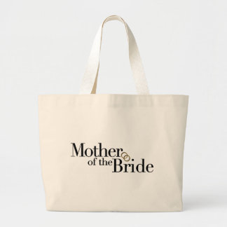 Mother Of The Bride Large Tote Bag