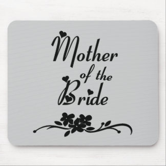 Mother Of The Bride Mouse Mat