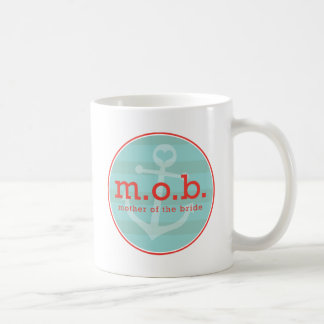 Mother of the Bride Sailor Mugs