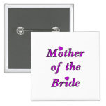 Mother of the Bride Simply Love Badges