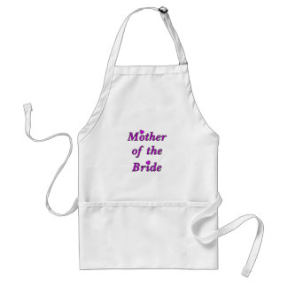 Mother of the Bride Simply Love Standard Apron