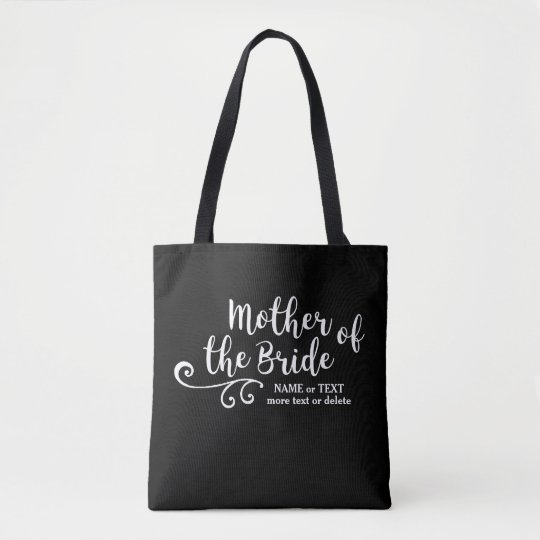 Mother of the Bride Tote Bag | Chic