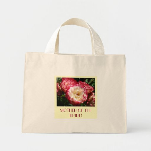 Mother of the Bride! Tote bag gifts Wedding Party