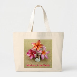 Mother of the Bride Tropical Tote Bag