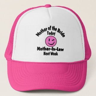 Mother of the Bride Trucker Hat