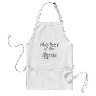 ♥ Mother of the Bride ♥ Very Pretty Design ♥ Standard Apron