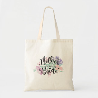 Mother of the Bride Wedding Floral Bag Gift Item