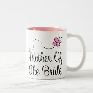 Mother Of The Bride Wedding Mug