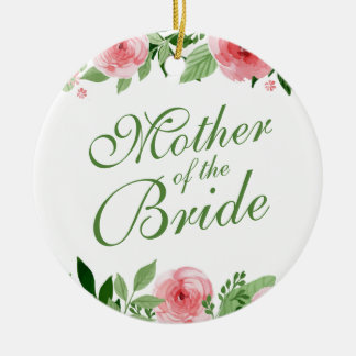 Mother of the Bride Wedding | Ornament