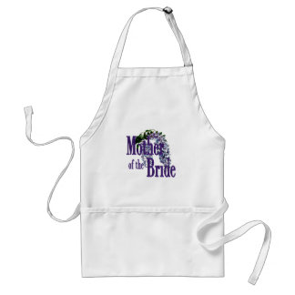 Mother of the Bride/ Wisteria Wedding Standard Apron