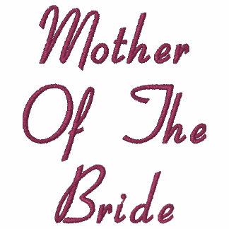Mother of the Bride Zip Hoodie