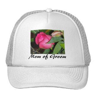 Mother of the Groom Cap