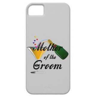 Mother of the Groom Champagne Toast iPhone 5 Cases