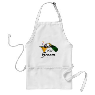 Mother of the Groom Champagne Toast Standard Apron