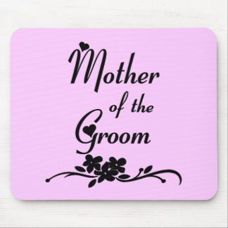 Mother Of The Groom Mouse Mat