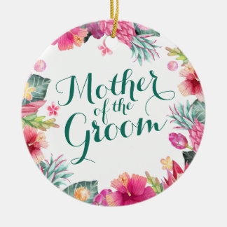 Mother of the Groom Wedding | Ornament