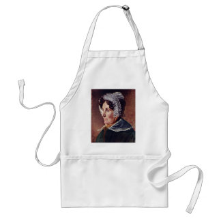 Mother Of The Painter By Friedrich Von Amerling Apron