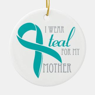 Mother - Ovarian Cancer Ornament