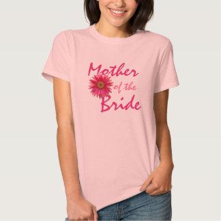 Mother Pink Gerbera Daisy T Shirt