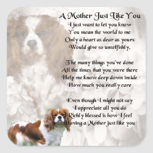 Mothers Day Poem Stickers & Labels | Zazzle UK