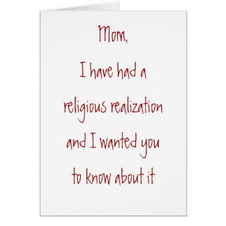 Mother s Day 2 Greeting Card