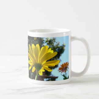MOTHER'S DAY GIFTS CARDS Mugs 2 Daisy Flowers