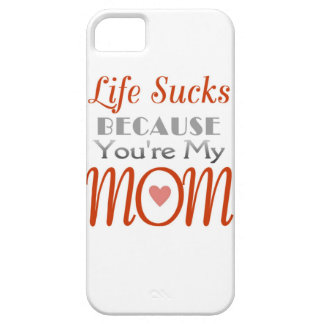 Mother s Day humor statement iPhone 5/5S Cover