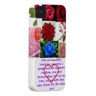 Mother s Day iphone case iPhone 4 Case-Mate Case