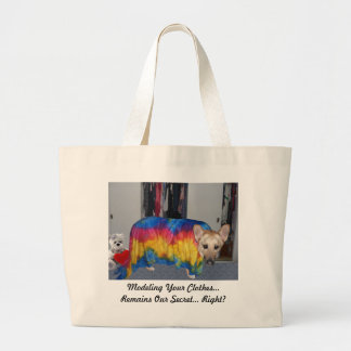 Mother s Day Modeling Clothes Canvas Bags