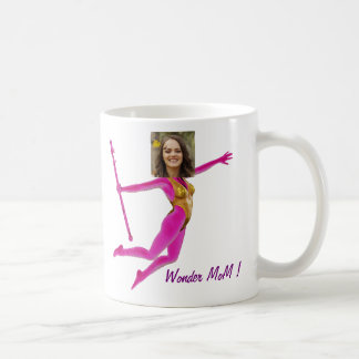 "Mother' S Day Mug - Personalyze ""Wonder MoM """