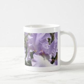 MOTHER'S DAY Mugs 13 Purple IRISES IRIS FLOWERS