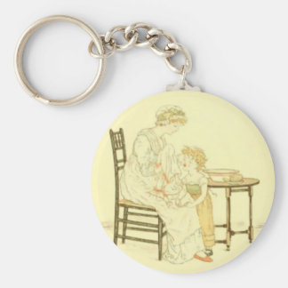 Mother s Day Vintage Design Key Chain