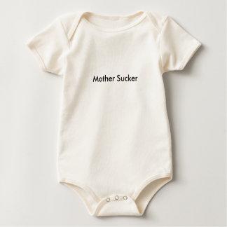 'Mother Sucker' baby romper Baby Bodysuit
