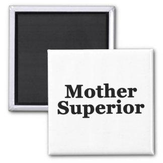 Mother Superior Square Magnet