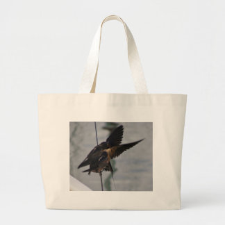 Mother swallow canvas bags