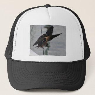 Mother swallow trucker hat