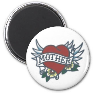 Mother Tattoo Magnet